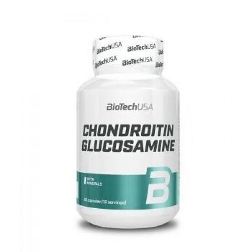 Chondroitin Glucosamine BioTechUSA 60кап.