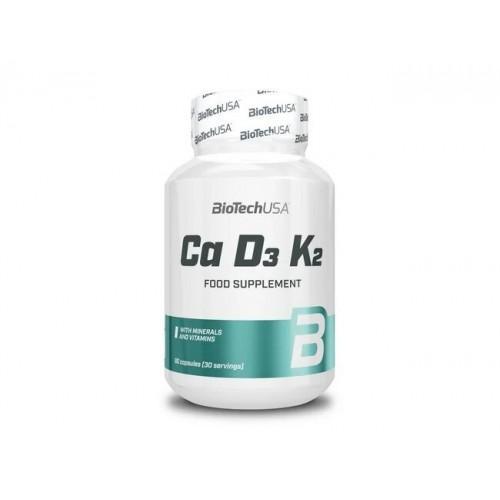 Ca-D3-К2 BioTech USA 90кап.