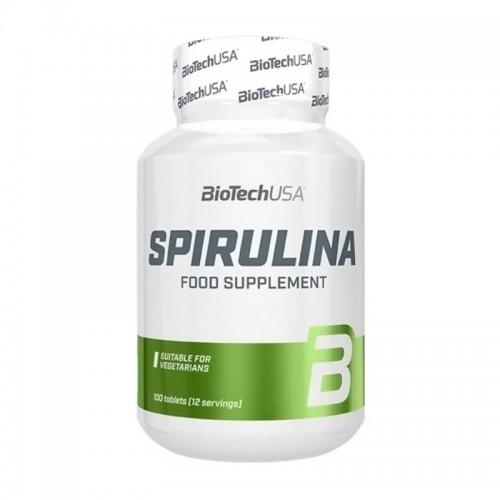 Spirulina BioTechUSA 100кап.