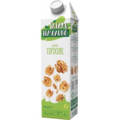 Напій ультрапастеризований рисово-горіховий 2,0% Ідеаль Немолоко 950г