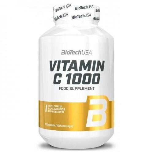 Vitamin C 1000 BioTechUSA 100кап.