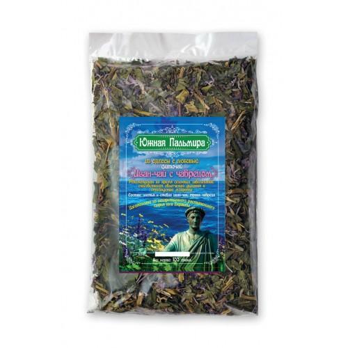 Фіточай Іван-чай з чебрецем Южная Пальмира 100г