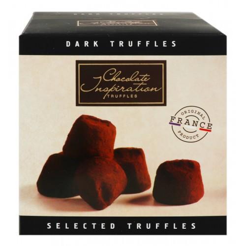 Французькі трюфелі Chocolate Inspiration з чорного шоколаду 200г