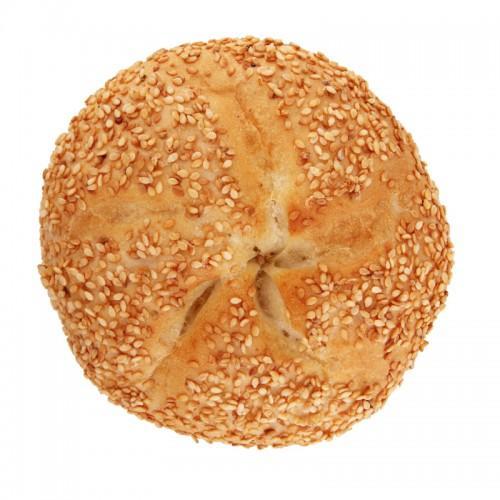 Булочка Кайзерка з кунжутом Домашній хліб 45г