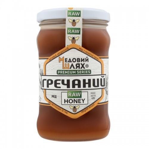 Мед гречишный Медовий Шлях 400г