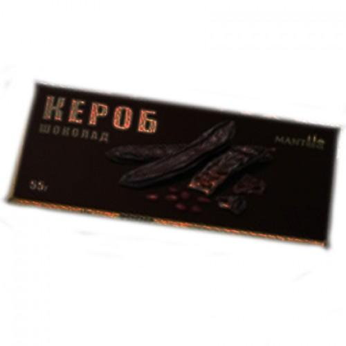 Шоколад з керобом MANTeca 55г