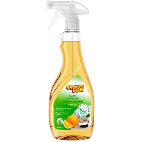 Засіб миючий універсальний Апельсин Фрекен БОК 500мл