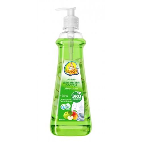 Средство для мытья посуды Яблоко + манго Фрекен БОК 500мл