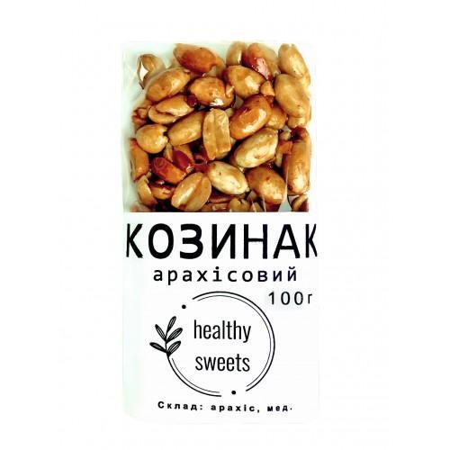 Козинак арахісовий Healthy Sweets 100г