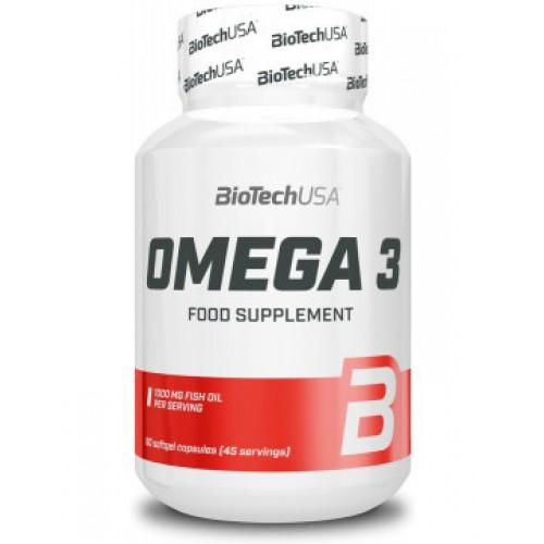 Omega 3 BioTechUSA 90кап.