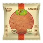 Печенье Миндально-кукурузное PureDelight 50г