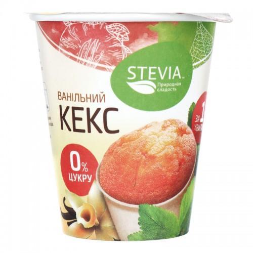 Сухая смесь для приготовления Кекс ванильный Stevia 40г