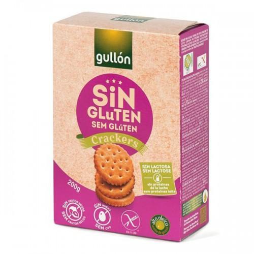 Печиво без глютену Sin Gluten Сrackers Gullon 200г