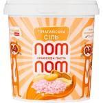 Арахісова паста Гімалайська сіль Nom-Nom 500г