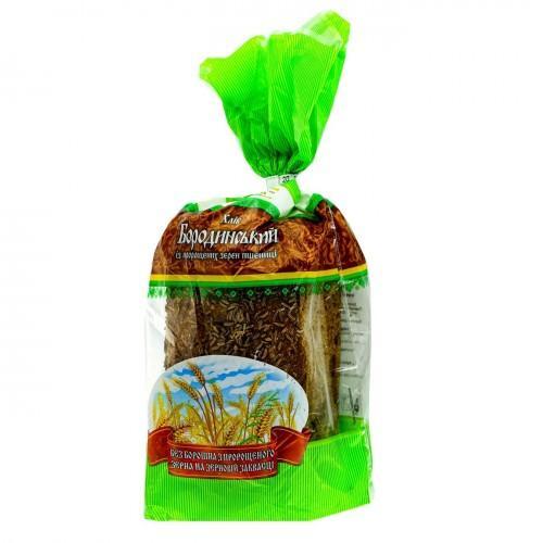 Хліб Бородинський  УкрЕкоХліб 330г