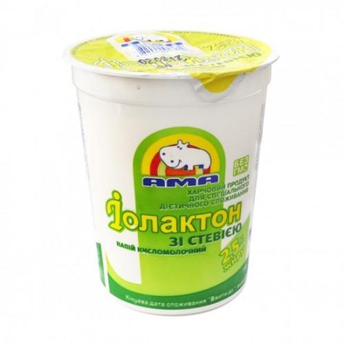 Иолактон со стевией 2,5%  АМА 450г