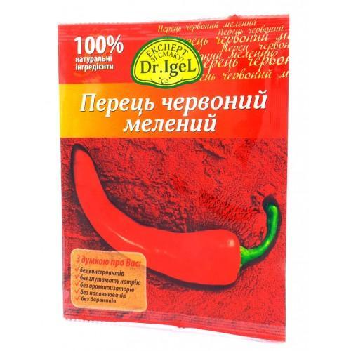 Перец красный молотый Dr.Igel 20г