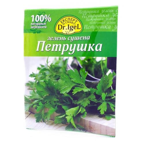 Петрушка зелень сушеная Dr.Igel 10г
